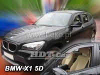 Ofuky oken BMW X1, 5D 2011 =>, přední