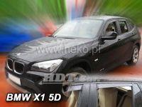 Ofuky oken BMW X1, 5D 2011 =>, přední + zadní