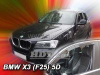 Ofuky oken BMW X3 F25 5D 2010=>