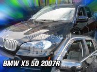Ofuky oken BMW X5 5D 2007 => + zadní
