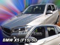 Ofuky oken BMW X5 F15 5D 2011=> přední+zadní