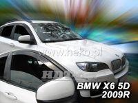Ofuky oken BMW X6 5D 2008 =>, přední