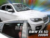 Ofuky oken BMW X6 5D 2008 =>, + zadní