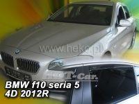 Ofuky oken BMW serie 5 (f10) 4D 2010 =>, přední + zadní