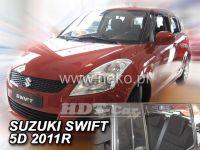 Ofuky oken SUZUKI Swift 5D, 11.2010 =>, přední + zadní