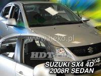 Ofuky oken SUZUKI Sx4 sedan, 5D, 2006 =>, přední + zadní
