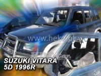 Ofuky oken SUZUKI Vitara 5D, => 1998, přední + zadní