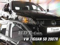 Ofuky oken VW Tiguan 5D 2008, + zadní