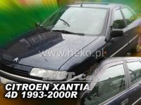 Ofuky oken Citroen Xantia 4D 93--00R sedan + zadní