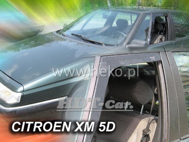 Plexi, ofuky Citroen XM 5D 89--00R přední HDT