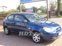 Ofuky oken Hyundai Accent 3D 2006 =>, přední