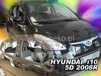 Ofuky oken Hyundai i10 5D 2008 =>, přední + zadní