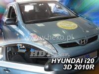Ofuky oken Hyundai i20 3D 2010 =>, přední