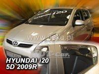 Ofuky oken Hyundai i20 5D 2009 =>, přední + zadní