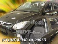 Plexi, ofuky Hyundai i30 5D 2007 =>, přední + zadní HDT
