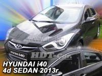 Ofuky oken Hyundai i40 4D 2011 =>, sedan přední + zadní