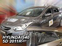 Ofuky oken Hyundai i40 combi, 5D 2011r => přední + zadní