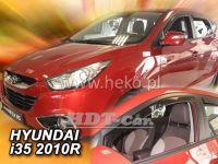 Plexi, ofuky Hyundai ix35 5D 2010 =>, přední HDT
