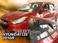 Ofuky oken Hyundai ix35 5D 2010 =>, přední + zadní