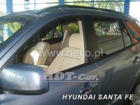 Ofuky oken Hyundai Santa FE 5D 2000 =>, přední + zadní