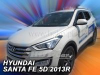 Ofuky oken Hyundai Santa FE III 5D 2012=> +zadní