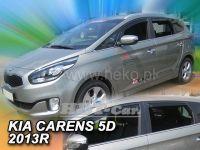 Ofuky oken Kia Carens IV 5D 2013=>, 4ks přední +zadní