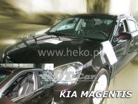 Ofuky oken KIA Magentis, 4D, 2006 =>, přední + zadní