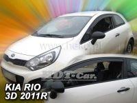 Ofuky oken Kia Rio 3D 2012=>