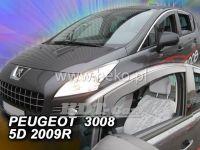Ofuky oken PEUGEOT 3008, 5D, 2009 =>, přední