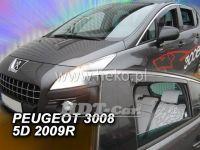 Ofuky oken PEUGEOT 3008, 5D, 2009 =>, přední + zadní
