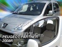 Ofuky oken PEUGEOT Partner, 2D, 2008-2018r, přední