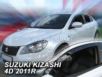 Ofuky oken SUZUKI Kizashi, 4D 2011 => přední