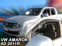 Ofuky oken VW Amarok 4D 2011 =>, přední