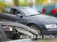 Zobrazit detail - Plexi, ofuky  Audi A8 4D 03R přední