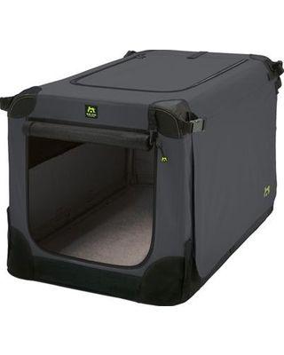 Přepavka pro psy - Soft Kennel 82 w/carry handles Přepavka pro psy - Soft Kennel 82 => černá/antracidová