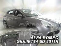 Ofuky oken Alfa Romeo Giulietta 5D 2010=> (+zadní)