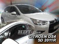 Ofuky oken Citroen DS4 5D 2011=> přední 2ks>