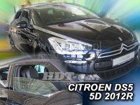 Ofuky oken Citroen DS5 5D 2012 =>, přední + zadní