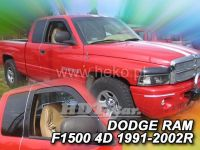 Ofuky oken Dodge Ram 1500 2/4D 1991=>2002