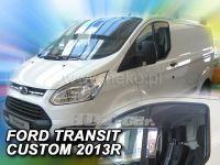 Ofuky oken Ford Custom 2/4D 2012=> přední 2ks>