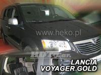 Ofuky oken LANCIA Voyager Gold 5D 2012 => přední + zadní