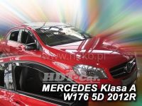 Ofuky oken Mercedes A W176 5D 2012=> přední 2ks>