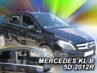 Ofuky oken Mercedes B W246 5D 2011r =>, přední