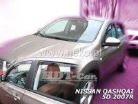 Ofuky oken NISSAN Qashqai I/II 5D, 2007 =>