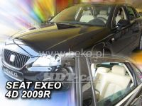 Ofuky oken SEAT Exeo sedan 4D, 2009 =>, + zadní