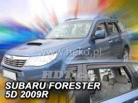 Ofuky oken SUBARU Forester SH 5D, 2009 =>, přední + zadní