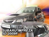 Ofuky oken SUBARU Impreza GH 5D, 2008 =>, přední + zadní