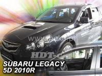 Ofuky oken SUBARU Legacy 5D, 2010 =>, přední + zadní
