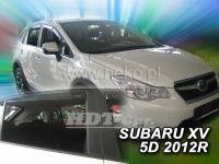Ofuky oken Subaru XV 5D 2012 =>, přední + zadní