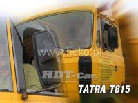 Plexi, ofuky TATRA T815, přední